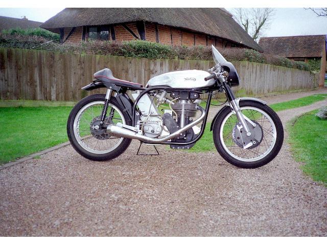 c.1961 Norton Manx 350