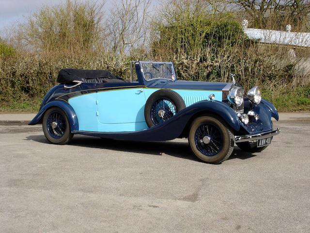 1934 Rolls-Royce  GWE 26