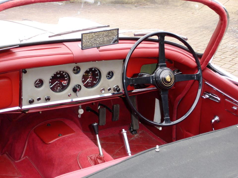 1958 Jaguar XK150S 3.4-Litre Roadster  Chassis no. T831536DN Engine no. ZA2745-9