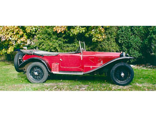 1927 Lancia Lambda 7th-Series Tourer 16887