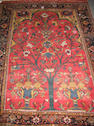 A matched of Bakhtiar prayer rugs West Persia, Each approx. 7 ft 11 in x 4 ft 11 in (242 x 150 cm) E