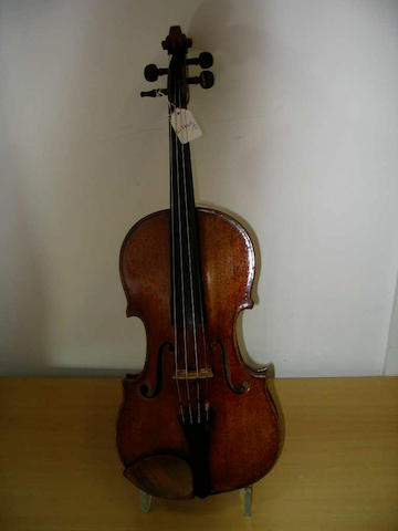 A fine French violin school of Vuillaume