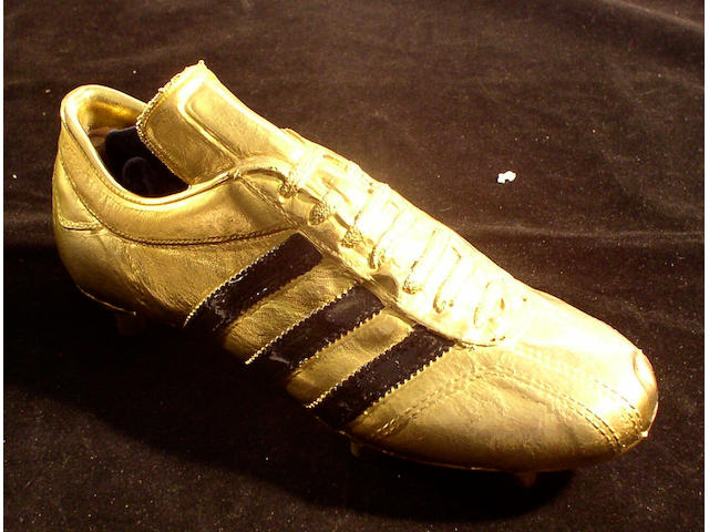 Frank Worthington's Golden boot,