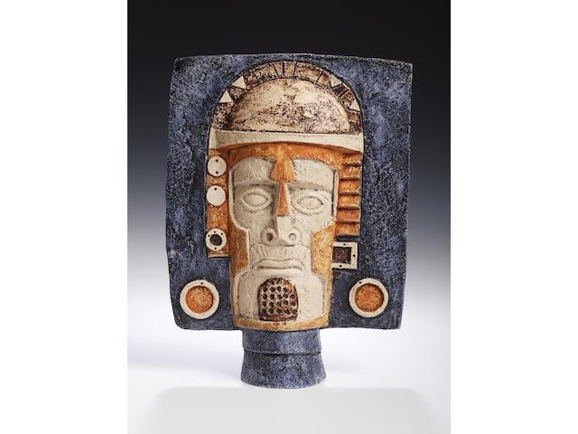 A Troika mask,