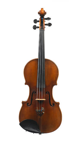 A good Violin by Johannes Theodorus Cuypers The Hague ca 1770
