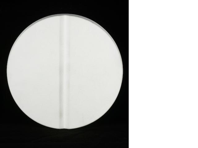 Damien Hirst (b.1966) & Jasper Morrison (b.1959) Pill Stool seat Diameter: 35 cm. (13 3/4 in.)