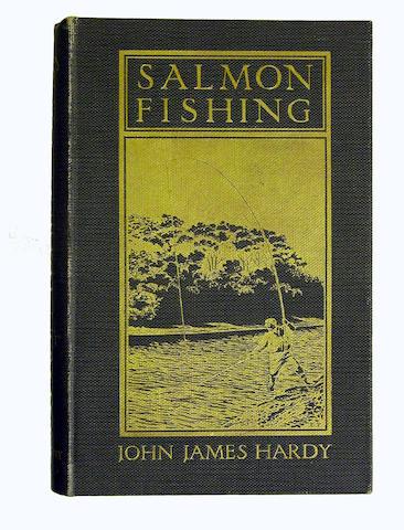 Hardy. John James: Salmon Fishing