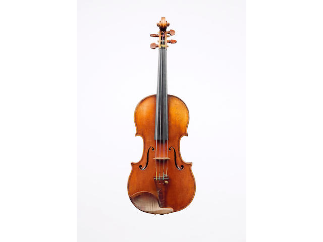 A very fine French Violin attributed to J.B Vuillaume, Paris circa 1870