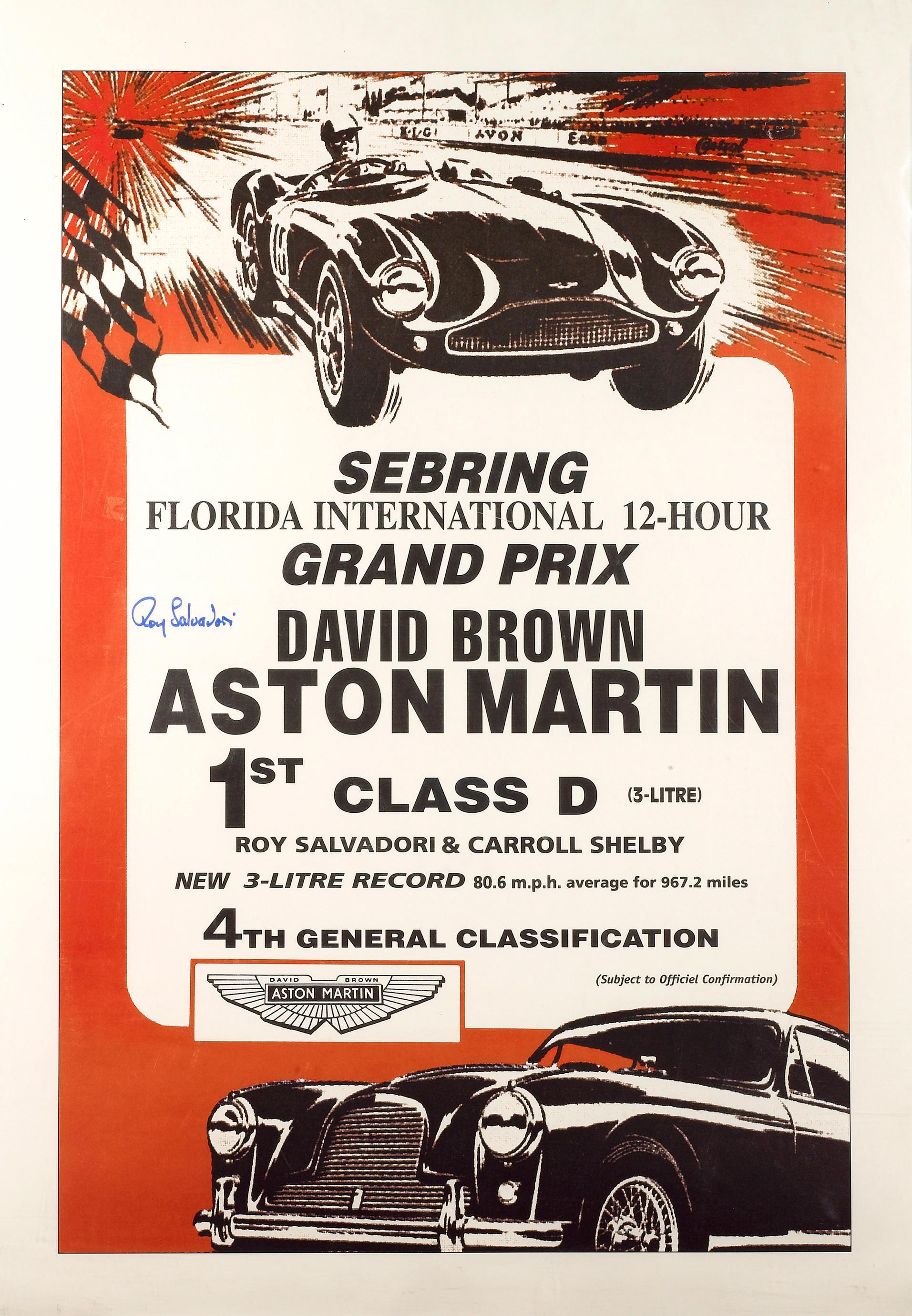 DECALS KIT 1//43 ASTON MARTIN DB3S 2 LE MANS 1955 3 VERSION