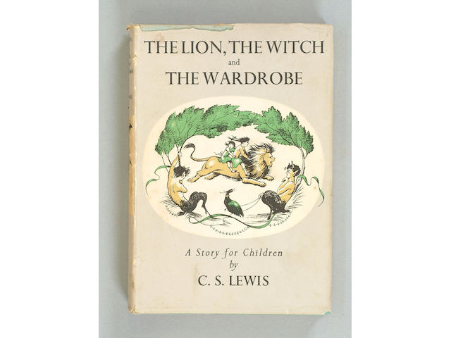 LEWIS (CLIVE STAPLES) The Lion, the Witch and the Wardrobe
