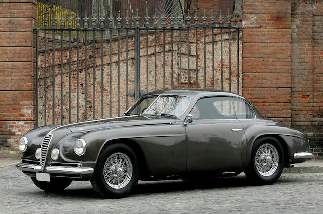 1949 Alfa Romeo 6C 2500SS Villa d'Este  Chassis no. 915916 Engine no. 928323