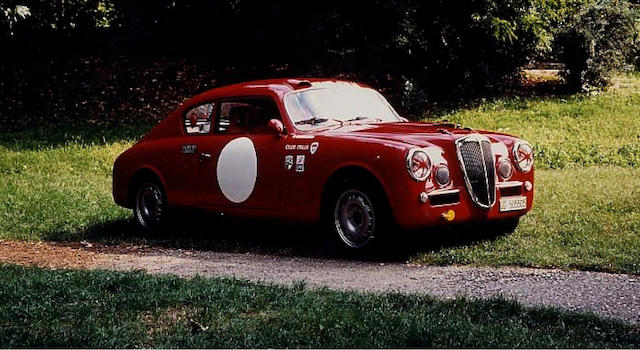 1953 Lancia Aurelia B20GT  Chassis no. 2790 Engine no. 3125