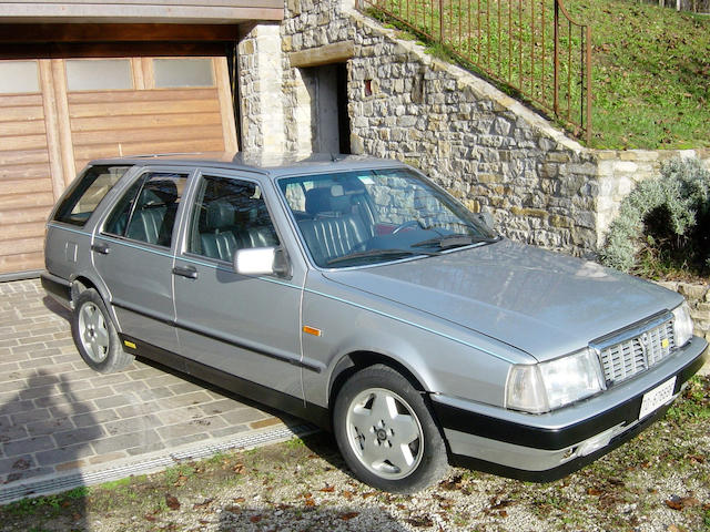 1989 Lancia Thema 8.32 Estate Car,The ex-Gianni Agnelli, one-off  Chassis no. To be advised