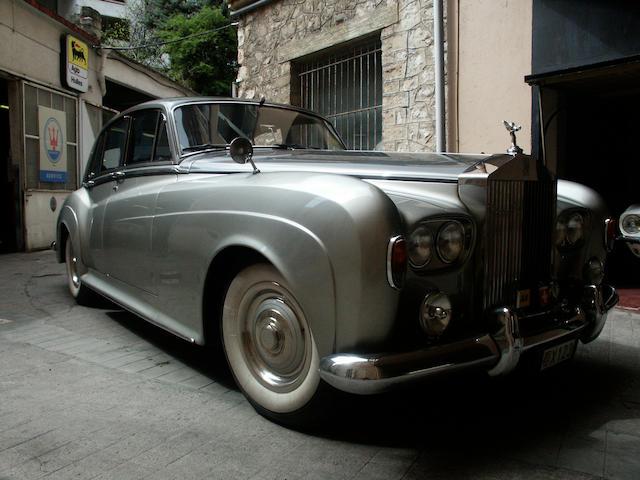 1963 Rolls-Royce Silver Cloud III  Saloon SCX485