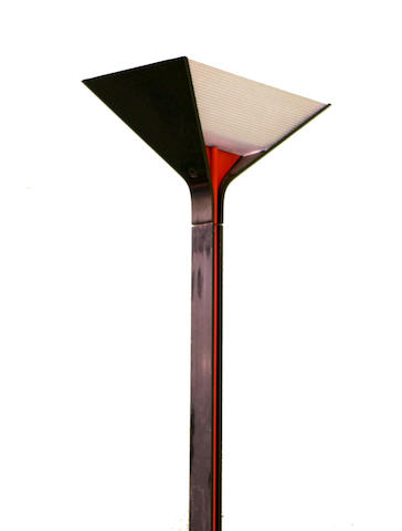 Tobia Scarpa, Papillon Floor Lamp, d. circa 1977, for Flos,