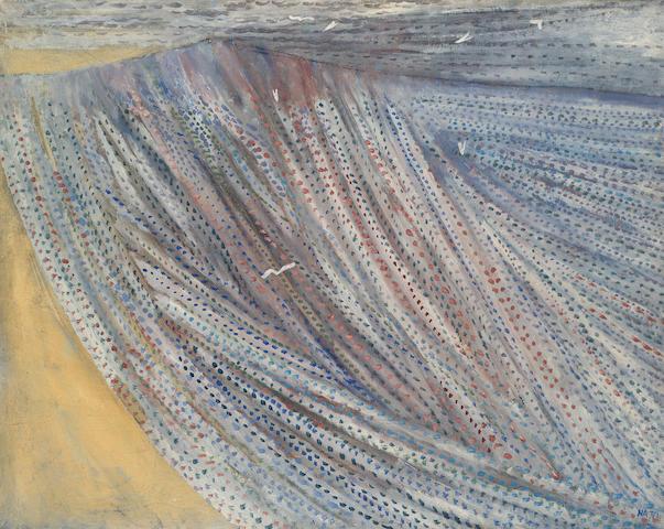 Norman Adams (b.1927) Hebridean Sea Cloth 60.5 x 76 cm. (23 3/4 x 29 7/8 in.)