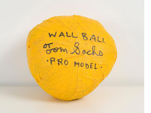 Tom Sachs  Wall Ball (pro model)