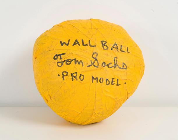 Tom Sachs  Wall Ball (pro model)