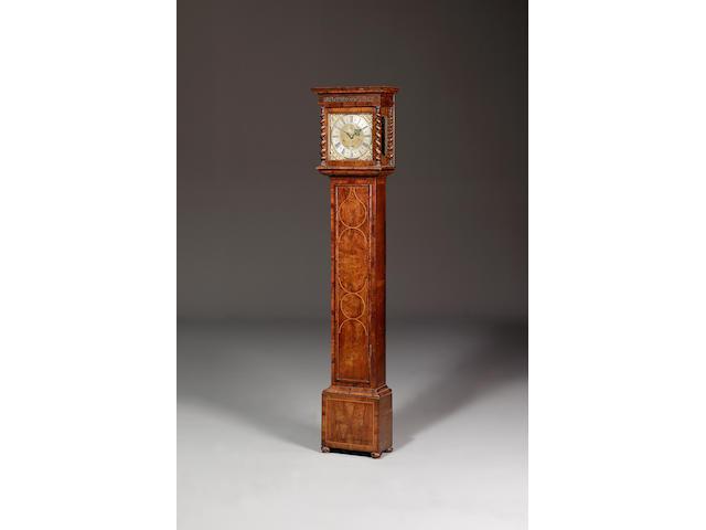 Longcase clock by John Martin, London