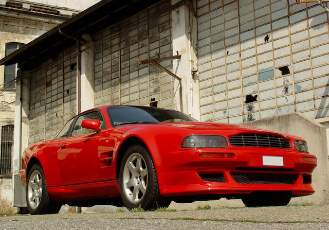 One owner from new,1996 Aston Martin Vantage Coupe  Chassis no. SCFDAM1S3BL70079