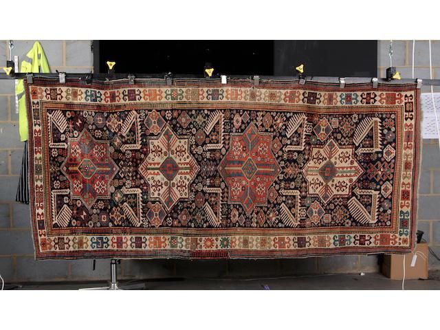 An Akstafa rug East Caucasus, 279cm x 125cm