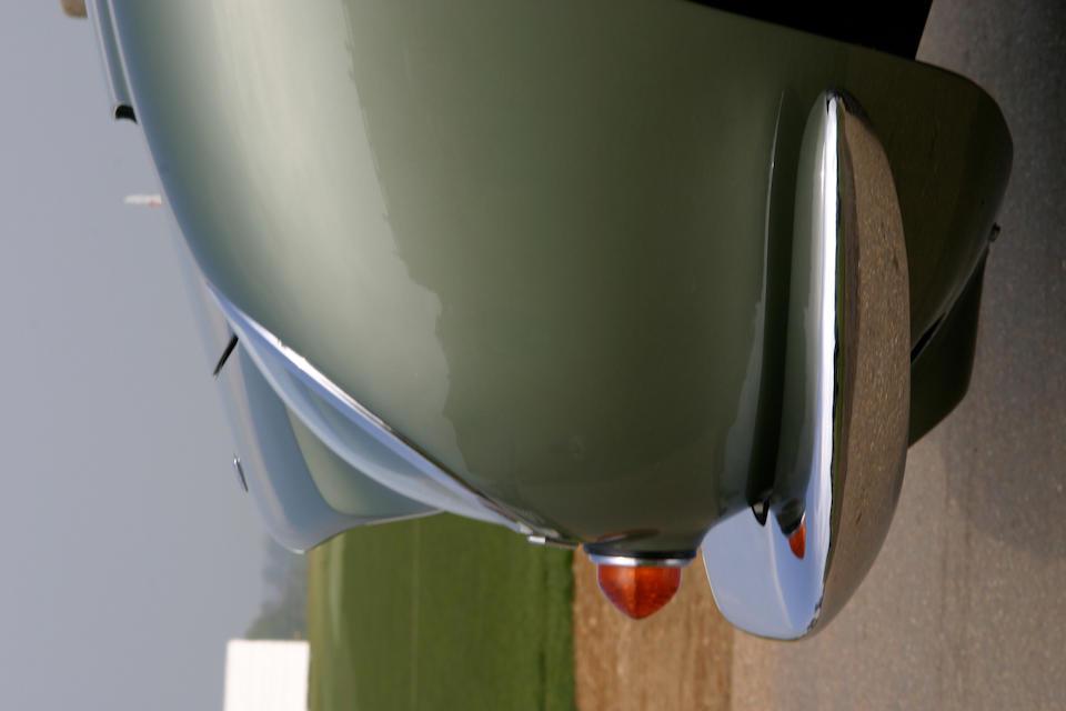 1966 Aston Martin DB6 Vantage Volante 'Short Chassis' Convertible  Chassis no. DBVC/2322/R Engine no. 400/2795/V