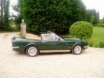 1988 Aston Martin Vantage Volante 'Prince of Wales/Ecurie Ecosse'  Chassis no. SCFCV81VOJTR15665 Engine no. 580/5665/X