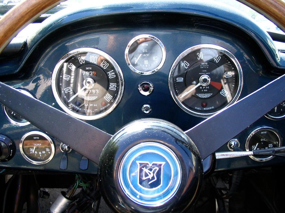 1964 Aston Martin DB5 Convertible  Chassis no. DB5C/1285/R Engine no. 400/1472