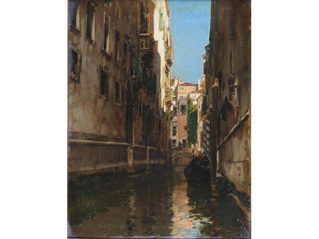 Alberto Pasini (1826-1899) Italian 34.5 x 27cm.