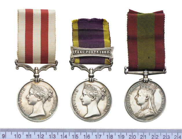 Three to Veterinary Surgeon J.B.W.Skoulding, Royal Artillery,