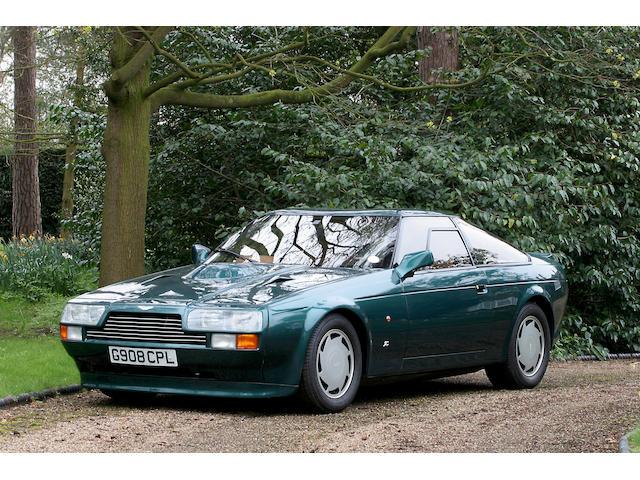 1990 Aston Martin V8 Vantage Zagato Coupé SCFCV81Z5HTR20050