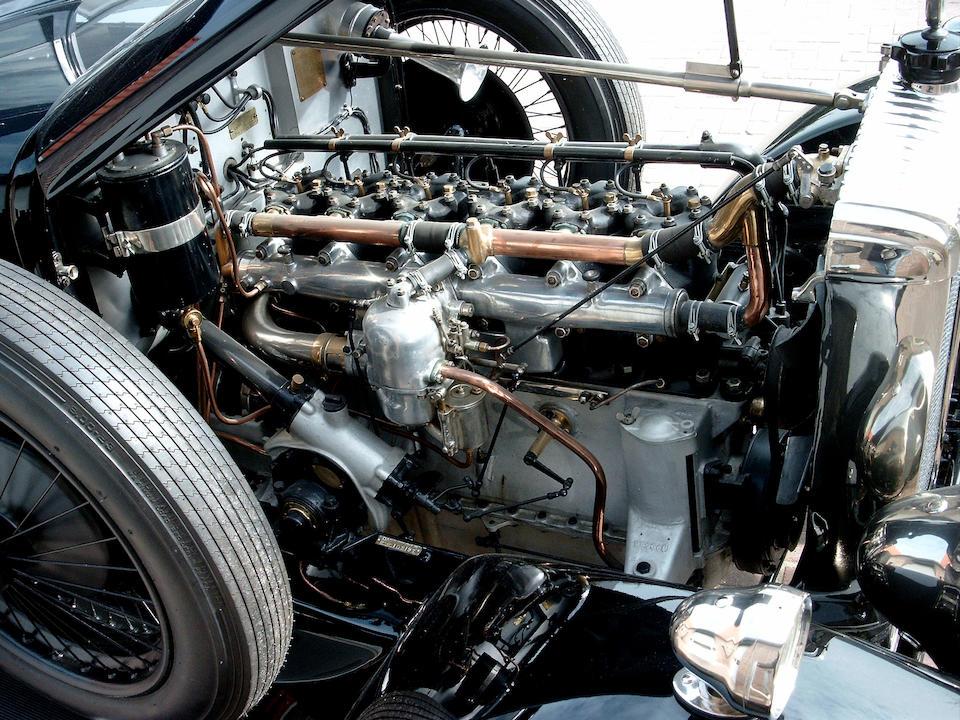 1926 Daimler 35/120 Enclosed Limousine  Chassis no. 29401 Engine no. 106486