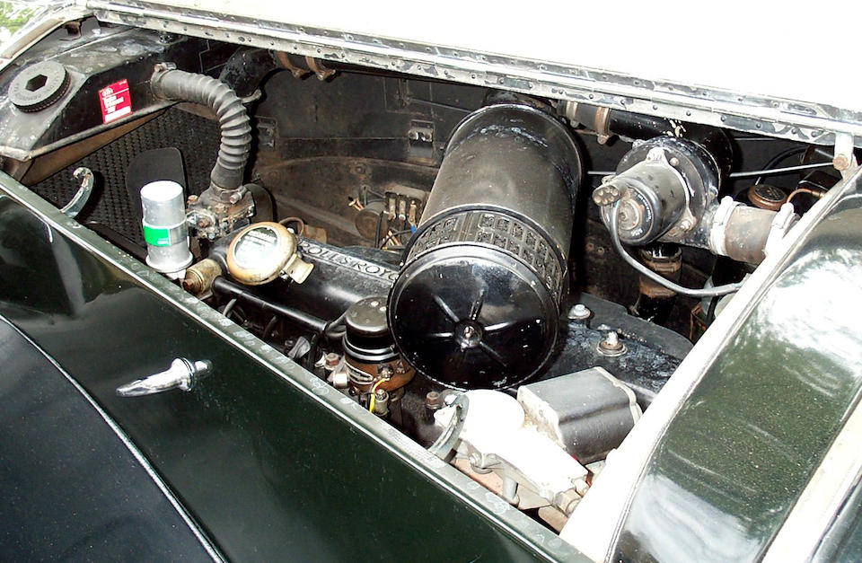1954 Rolls-Royce Silver Dawn Saloon  Chassis no. STH5 Engine no. S53H