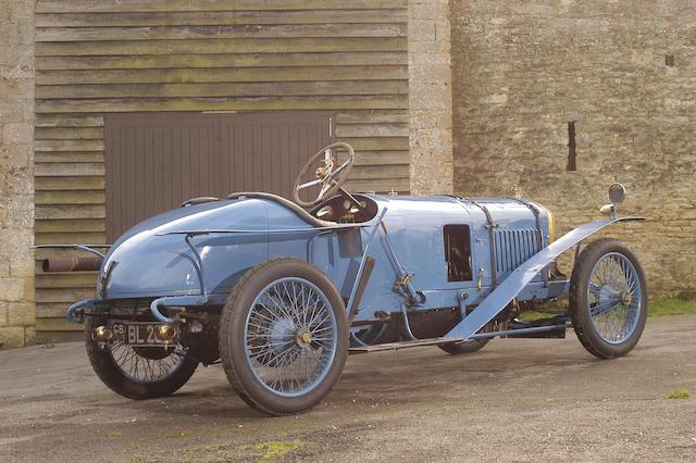 Paul Bablot's 'La Coupe des Voitures Légères' winning ,1911 Delage 3 litre Type X Two Seat Racer - N