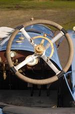 Paul Bablot's 'La Coupe des Voitures Légères' winning,1911 Delage 3 litre Type X Two Seat Racer - No.10  Chassis no. 1712 TYPE X501 Engine no. 4X101