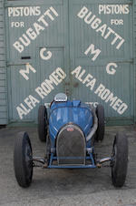 The Bugatti Factory Team Car – 'Voiture Moteur No.3',1933 Bugatti Type 59 Supercharged 3.3 litre Gra