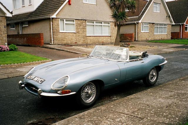 1961 Jaguar