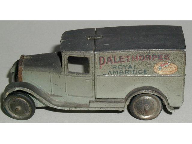 Dinky (pre-war) 28.1f Palethorpes delivery van