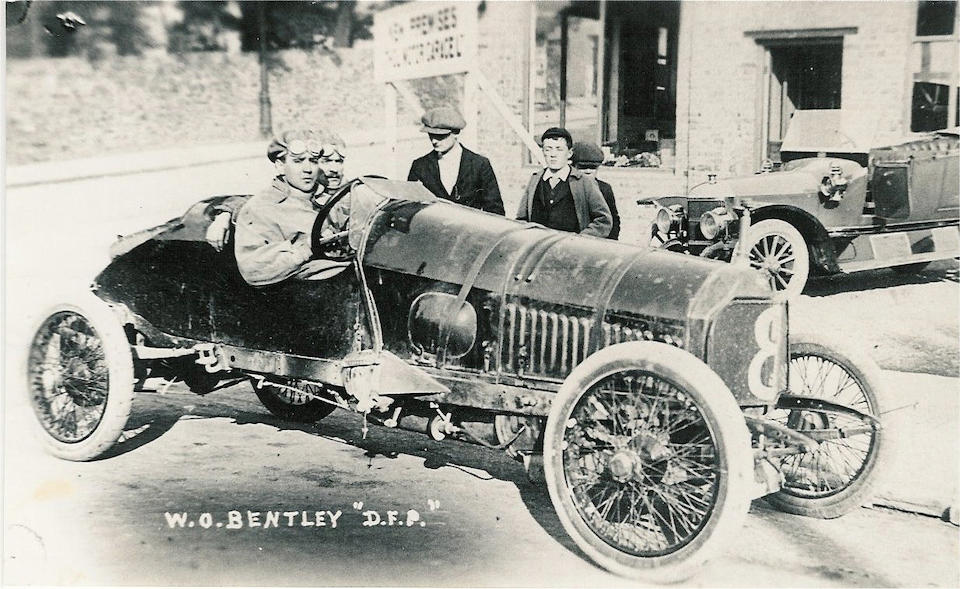 1914 DFP 12/40hp 2-litre Tourist Trophy Speed Model  Chassis no. A 2563 Engine no. 567
