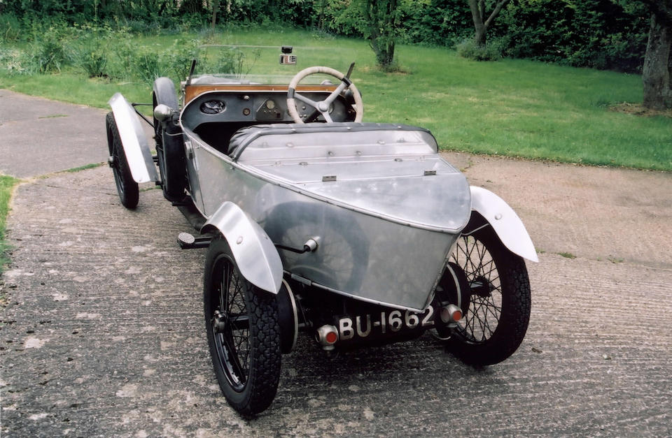 By order of the Executors of the late Ralph Wilde,1921 GN 1,086cc Vitesse Two Seater  Chassis no. 1081 Engine no. 1081