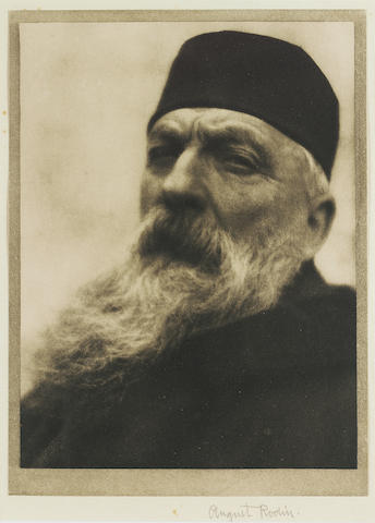RODIN, AUGUSTE (<i>1840-1917, French sculptor</i>)