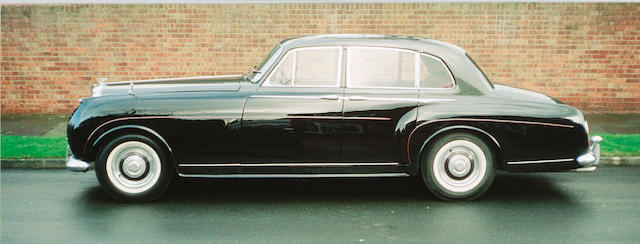 1956 Bentley S1 Sports Saloon  Chassis no. B24BA Engine no. BB17