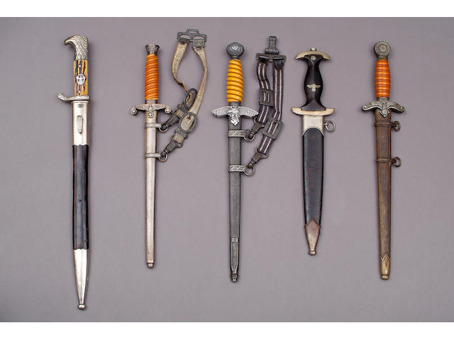 A Third Reich Teno dagger
