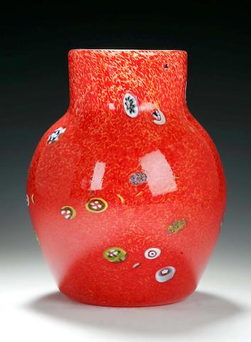 A Monart style Vase,