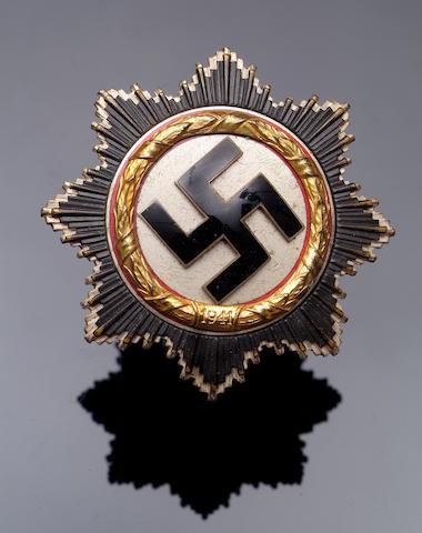 German Cross in Gold, 1941