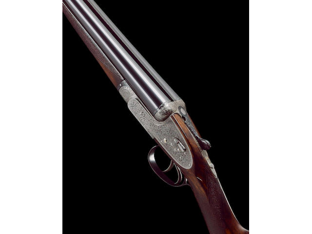 A 12-bore (2¾in) 'Royal Self-Opener' sidelock ejector pigeon-gun by Holland & Holland, no. 31876