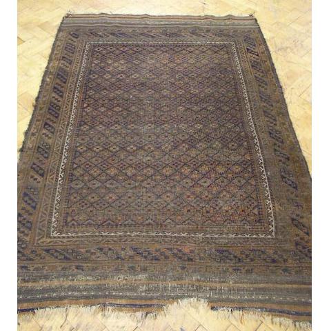 A Baluch rug, 1.80 x 1.25cm