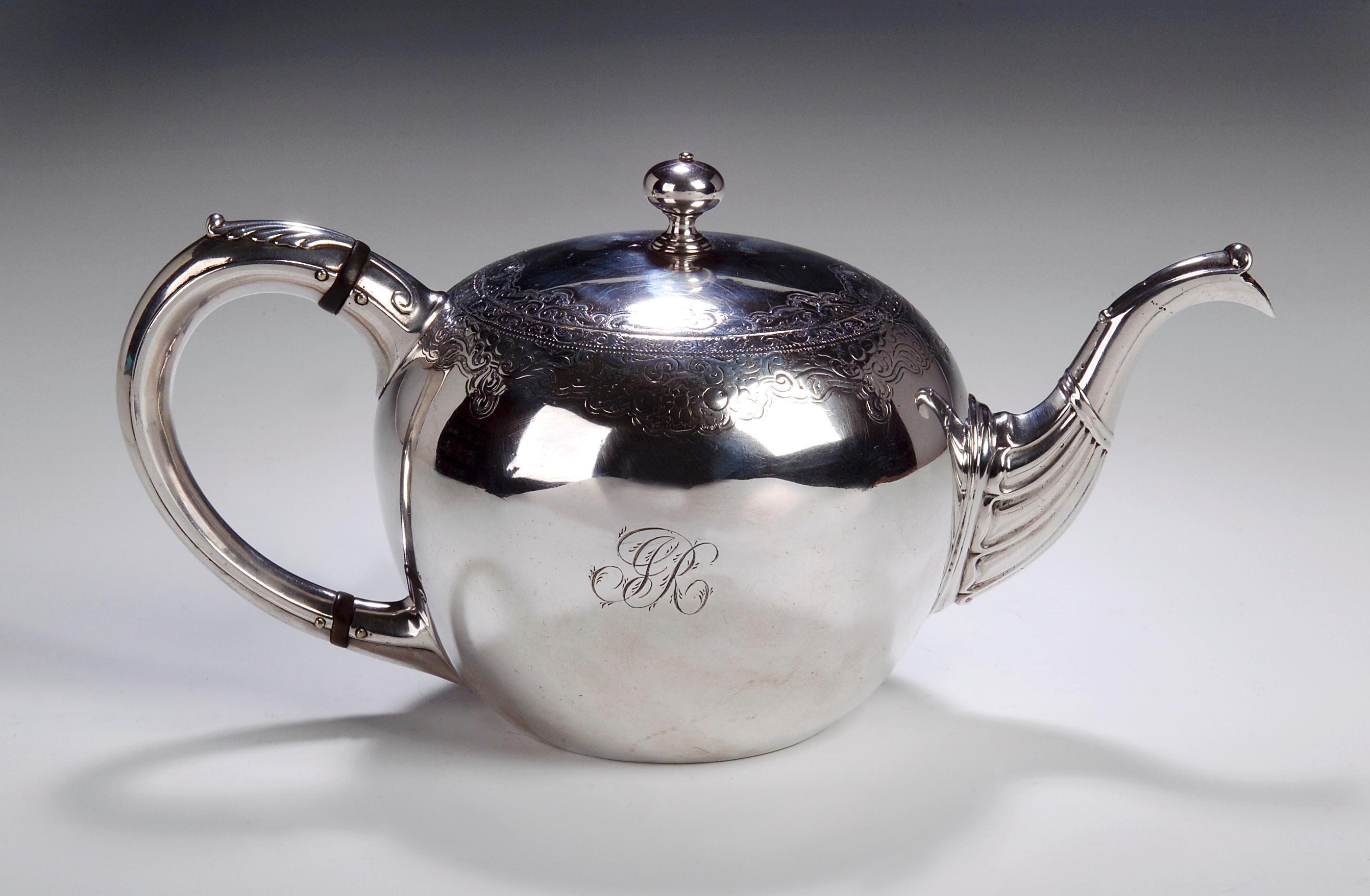 An unusual George II