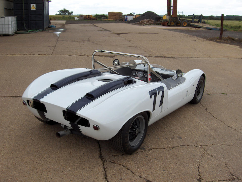 The Ex-Charlie Hayes,1964 Elva-Porsche MkVIIA Sports Racing Roadster  Chassis no. 70P/045 Engine no. P904 26