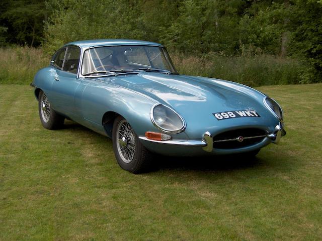 1963 Jaguar E-Type 3.8-Litre Series I Coupé  Chassis no. 860970 Engine no. R8517-9